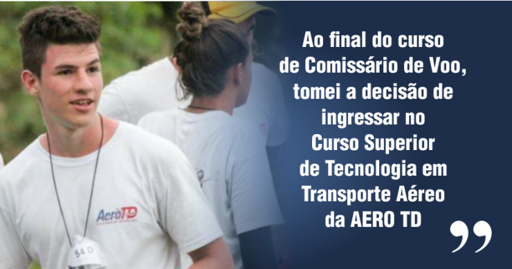 curso superior na aviação civil