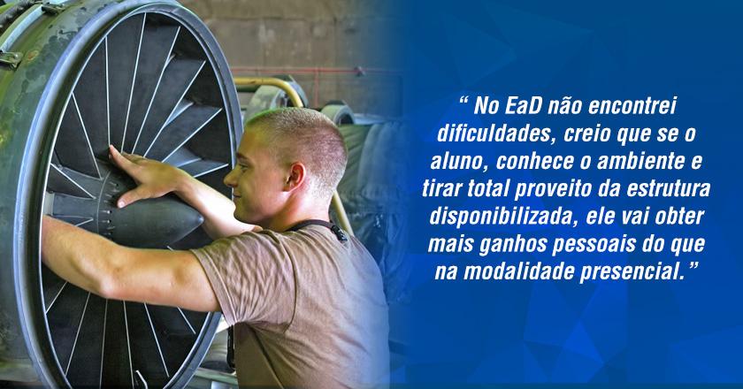 Curso Mecânico de Aeronaves EaD Aero TD