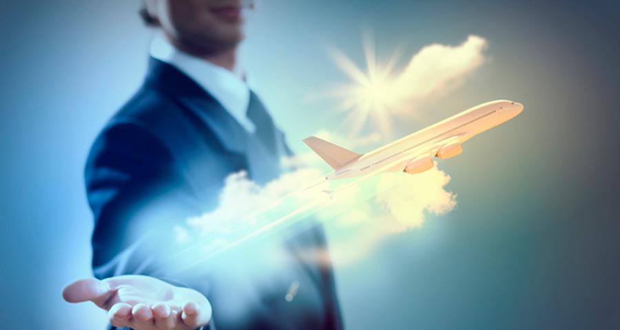 profissionais da area administrativa da aviação