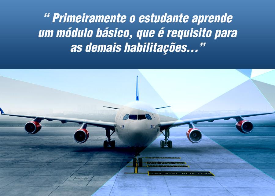 curso mecanico de aeronaves módulo básico aero td