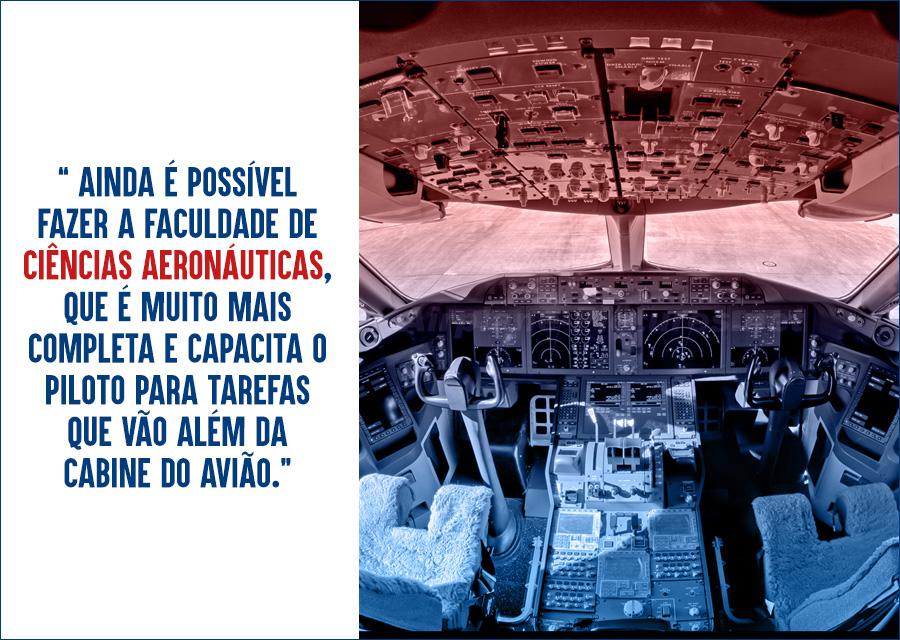 Quer ingressar na área da aviação - Conheça as carreiras - 02