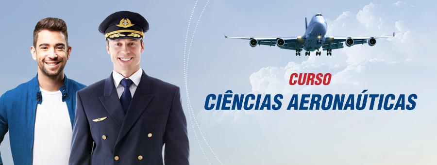 Curso de Ciências Aeronáuticas Aero TD EaD