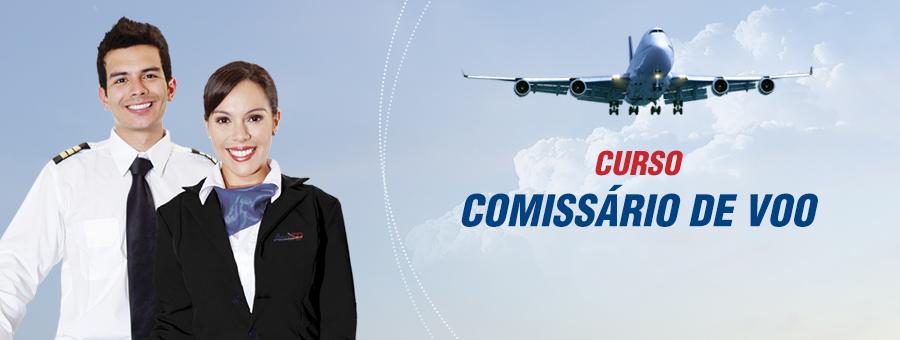 Curso de Comissário de Voo Aero TD