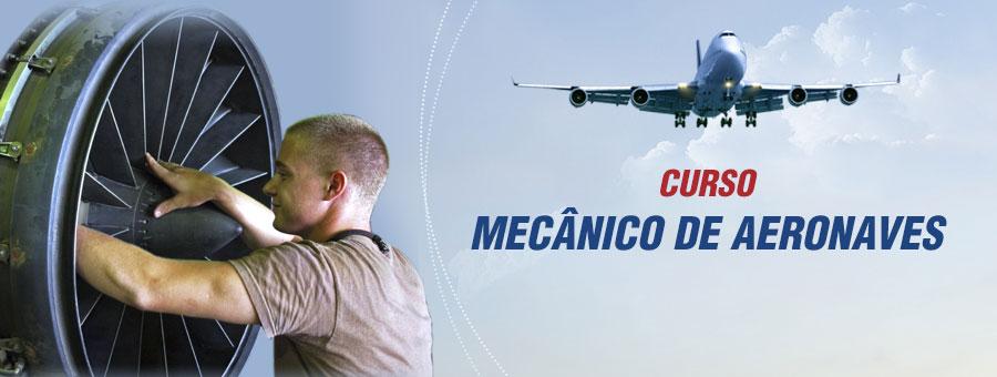 Curso Mecânico de Aeronaves Aero TD
