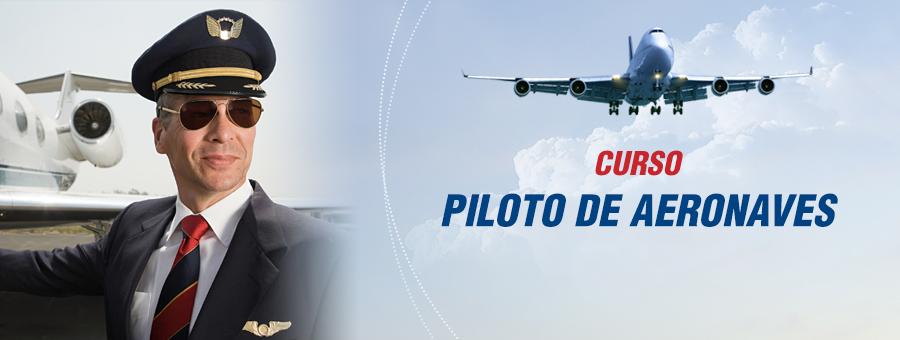 Curso Piloto de Aeronaves Aero TD