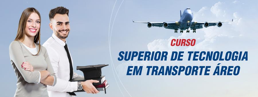 Curso Superior de Tecnologia em Transporte Aéreo Aero TD