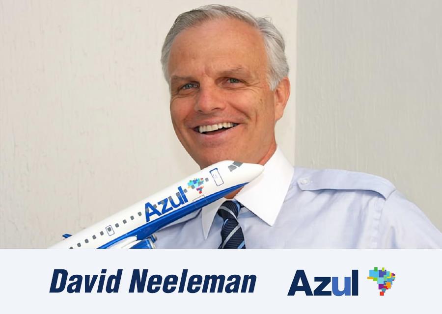 David Neeleman - Azul Linhas Aéreas