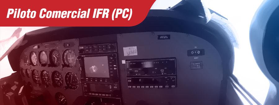 Piloto Comercial IFR PC