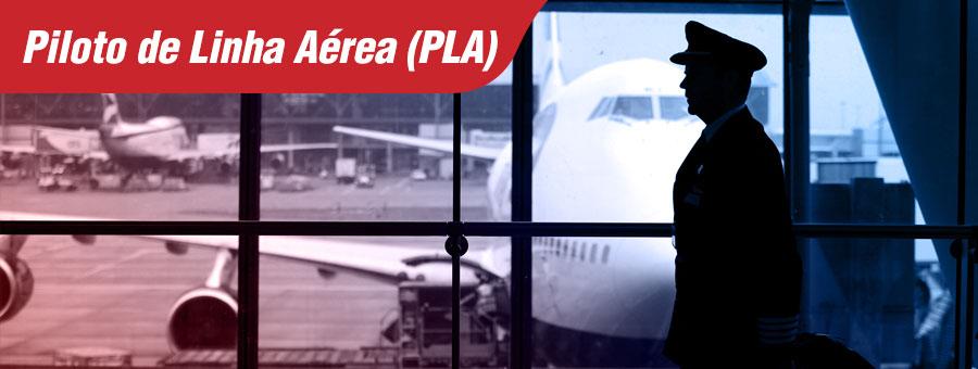 Piloto de Linha Aerea PLA
