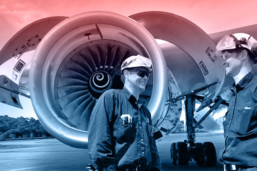 você sabe o que e uma situação de reforço técnico na carreira do mecânico de aeronaves