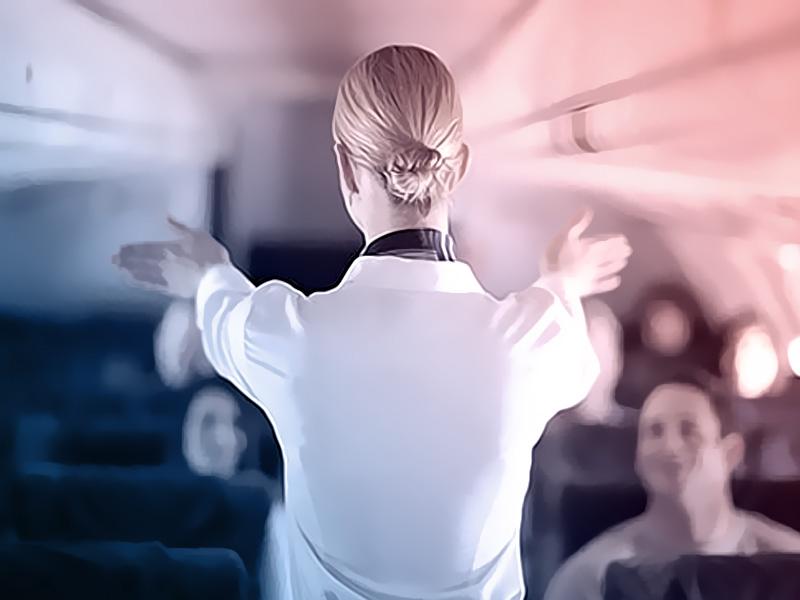 perguntas e respostas sobre a carreira de comissário de voo