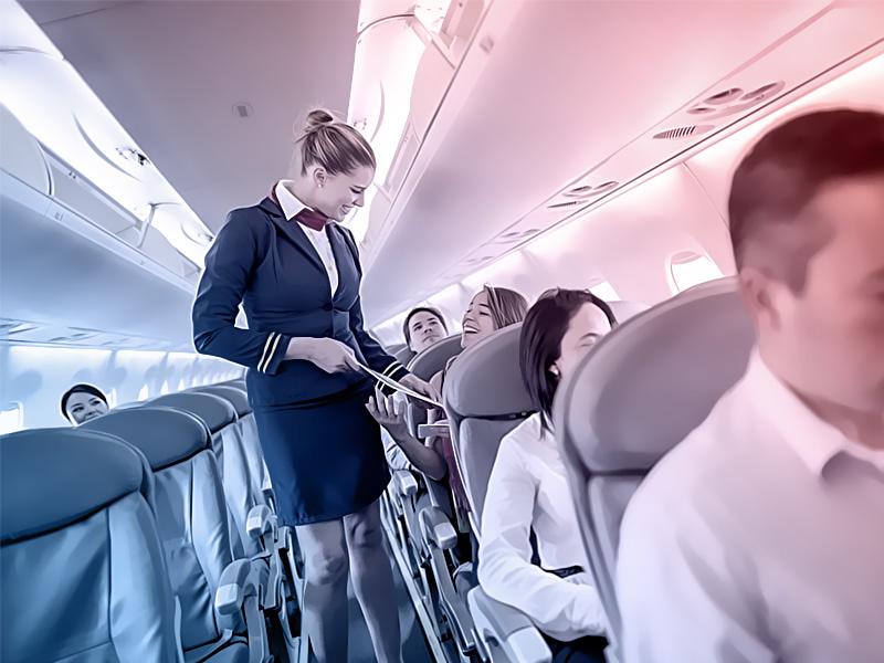 7 perguntas e respostas sobre a carreira de comissário de voo