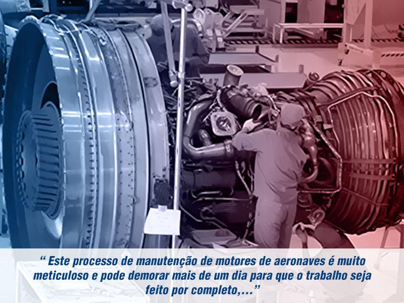 Mecânico de manutenção de Aeronaves