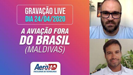 capa live instagram dia 24 de abril com Pedro Hartz
