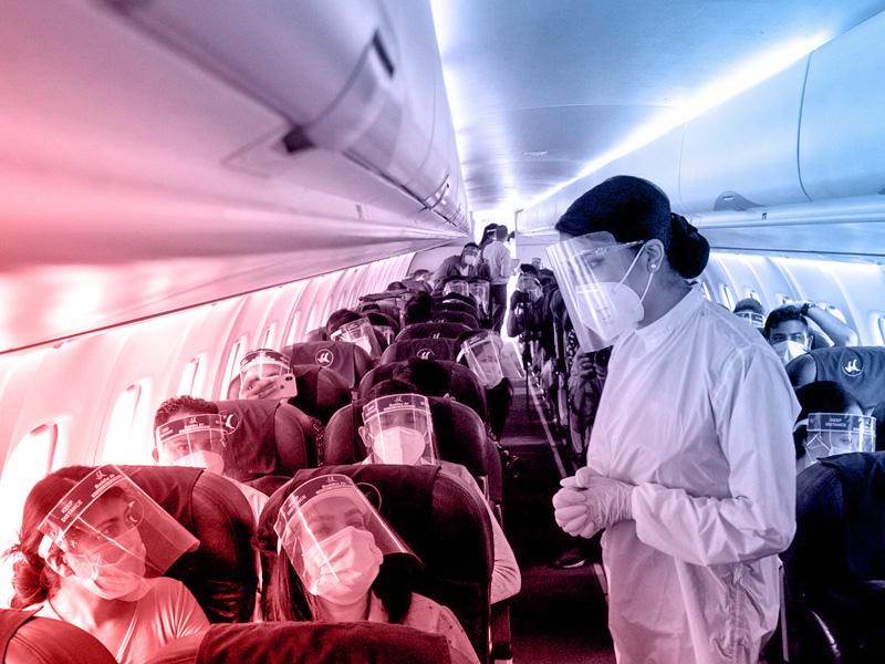 crise na aviação covid-19