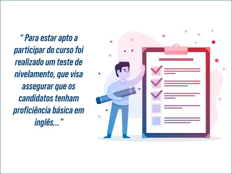 teste de nivelamento proficiência básica em inglês