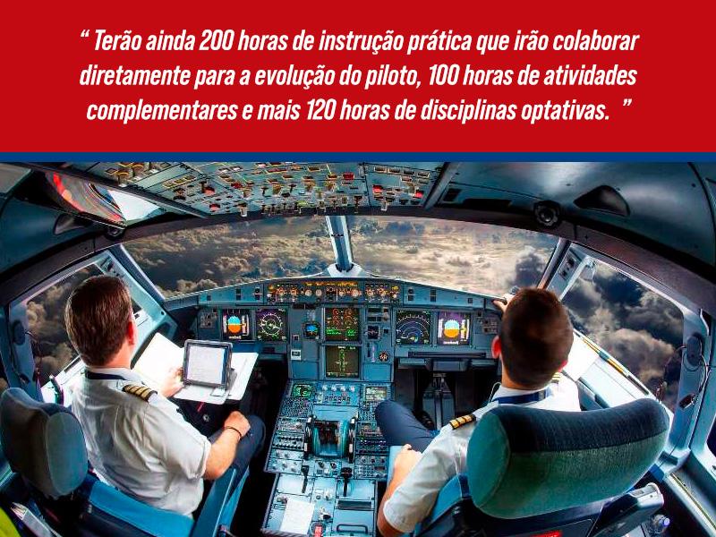 Curso de Ciências Aeronáuticas EaD AEROTD